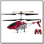NBA Licensed World Tech Toys Miami Heat 3.5CH RTF RC Helicopter by HOBBYTRON/WORLD TECH TOYS