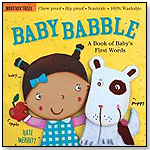 INDESTRUCTIBLES: BABY BABBLE by WORKMAN PUBLISHING