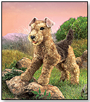 Airedale Terrier by FOLKMANIS INC.