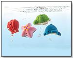 Sea Life Bath Set by PLANTOYS