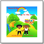 Becca & Bas - A Trip to the Park by BECCA & BAS THE KNOWLEDGE TRACKERS