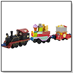 TOMY Chuggington Old Puffer Pete Anniversary 3-pack by TAKARA USA CORP