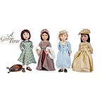 A Girl for All Time® Collectible Dolls by A GIRL FOR ALL TIME