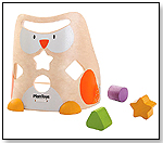 Owl Sorter by PLANTOYS