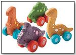Dino Cars by PLANTOYS