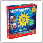 MAGFORMERS Gear - Magnets in Motion 20 Pc Accessory Set by MAGFORMERS LLC