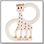 So'Pure Sophie Giraffe Teething Ring by CALISSON INC.