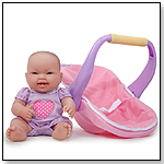 "Lots to Love Babies and Carrier -14"" by JC TOYS GROUP INC"