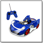 Sonic & All Stars Racing Transformed RC Car 27MHZ - Sonic by NKOK INC.