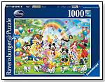 Disney Mickey's Birthday, 1000pc by RAVENSBURGER