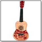 Cowboy Guitar by SCHYLLING