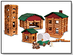 Lincoln Logs Collector's Edition Homestead by K'NEX BRANDS