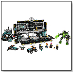 LEGO Ultra Agents - Ultra Agents Mission HQ by LEGO