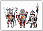 3 Red Dragon Knights by PLAYMOBIL INC.