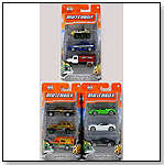 MATCHBOX® 3 Pack by MATTEL INC.