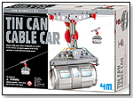4M Tin Can Cable Car by TOYSMITH