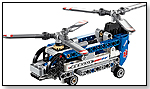 LEGO Technic - Twin-Rotor Helicopter by LEGO