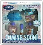 Disney Frozen Bath Set in Window Box by UNITED PRODUCT DISTRIBUTORS LTD