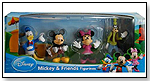 Disney Mickey and Friends Toy Figure Playset, 4-Piece by UNITED PRODUCT DISTRIBUTORS LTD