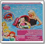 Disney Princess Pool Float Seat with Covered Canopy - Baby Toddler Ride-in Swim Ring by UNITED PRODUCT DISTRIBUTORS LTD