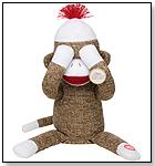 Baby Starters Peek-a-boo Sock Monkey by RASHTI & RASHTI