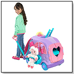 Doc McStuffins Get Better Talking Mobile Cart by JUST PLAY LLC