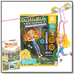 GoldieBlox and the Zip Line by GOLDIEBLOX INC