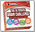The Ultimate Brain Challenge by OUTSET MEDIA