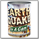 Earthquake in a Can by TEDCO INC.