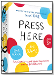 Press Here Game by CHRONICLE BOOKS FOR CHILDREN