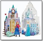 Disney Frozen Castle & Ice Palace Playset by MATTEL INC.