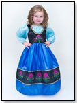 Scandinavian Princess by LITTLE ADVENTURES LLC