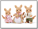 Calico Critters Hopper Kangaroo Family by INTERNATIONAL PLAYTHINGS LLC