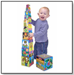 Stacking & Nesting Animal Blocks by MELISSA & DOUG