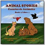 Animal Stories/Cuentos de Animales – Book 1/Libro 1) (Bilingual) by LUV-BEAMS