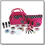 Pink Super Deluxe Kit by MINI-PLAY MAKEUP, INC.