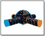 Galaxy Glow 'N The Dark Stars Series by PACIFIC PLAY TENTS INC