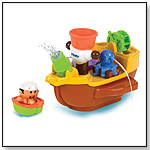 Tomy Pirate Bath Ship by TAKARA USA CORP