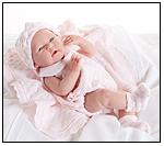 La Newborn - Pretty in Pink Knit by JC TOYS GROUP INC