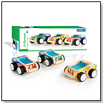 Jr Plywood Race Cars by GUIDECRAFT INC.