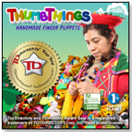 ThumbThings Handmade Finger Puppets by FINGER PUPPETS INC