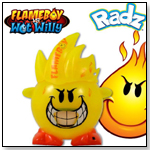 Radz Skate Toy Candy Dispensers by RADZ BRANDS LLC