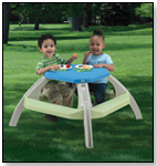 Kids' Picnic Table by AMERICAN PLASTIC TOYS