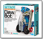 4M Mecho Motorised Kits - Clawbot by TOYSMITH