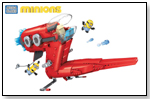 Mega Bloks Despicable Me Supervillain Jet by MEGA BRANDS