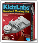 4M Kidz Labs - Doorbell Making Kit by TOYSMITH