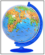 3-D Children's Globe Puzzle by RAVENSBURGER