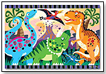 Dinosaur Dawn Floor Puzzle - 24 Pieces by MELISSA & DOUG