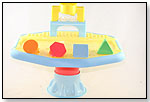 Tubby Table with Tubby Buddy Activity Sets by TUBBY TABLE TOYS