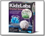 4M KidzLabs / Crystal Science by TOYSMITH